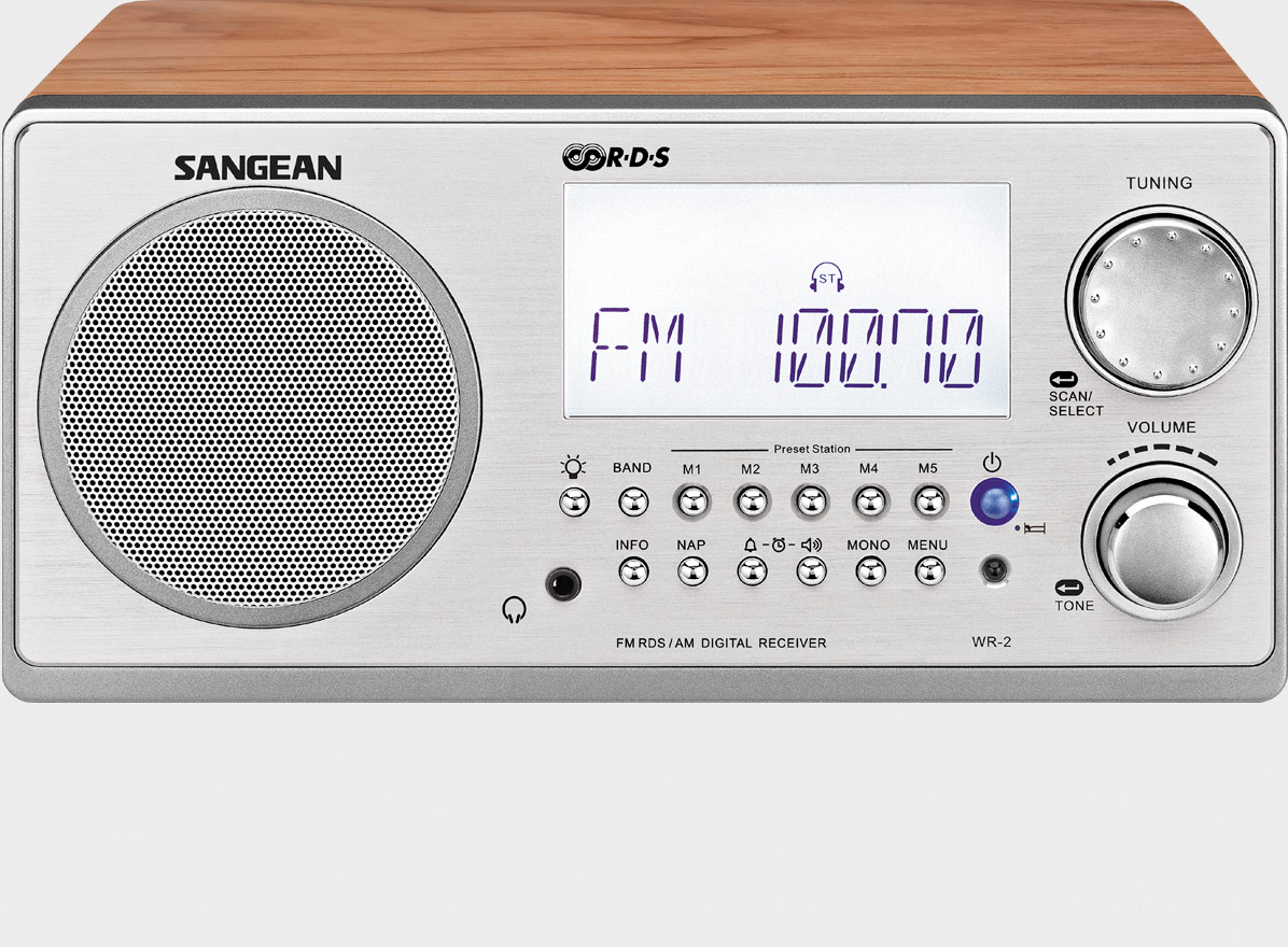 As An Acoustically Balanced Wooden Radio Equipped With A Front Firing 3 Inch Speaker The Genuine 200 Offers Sound And Features Of Living Room System